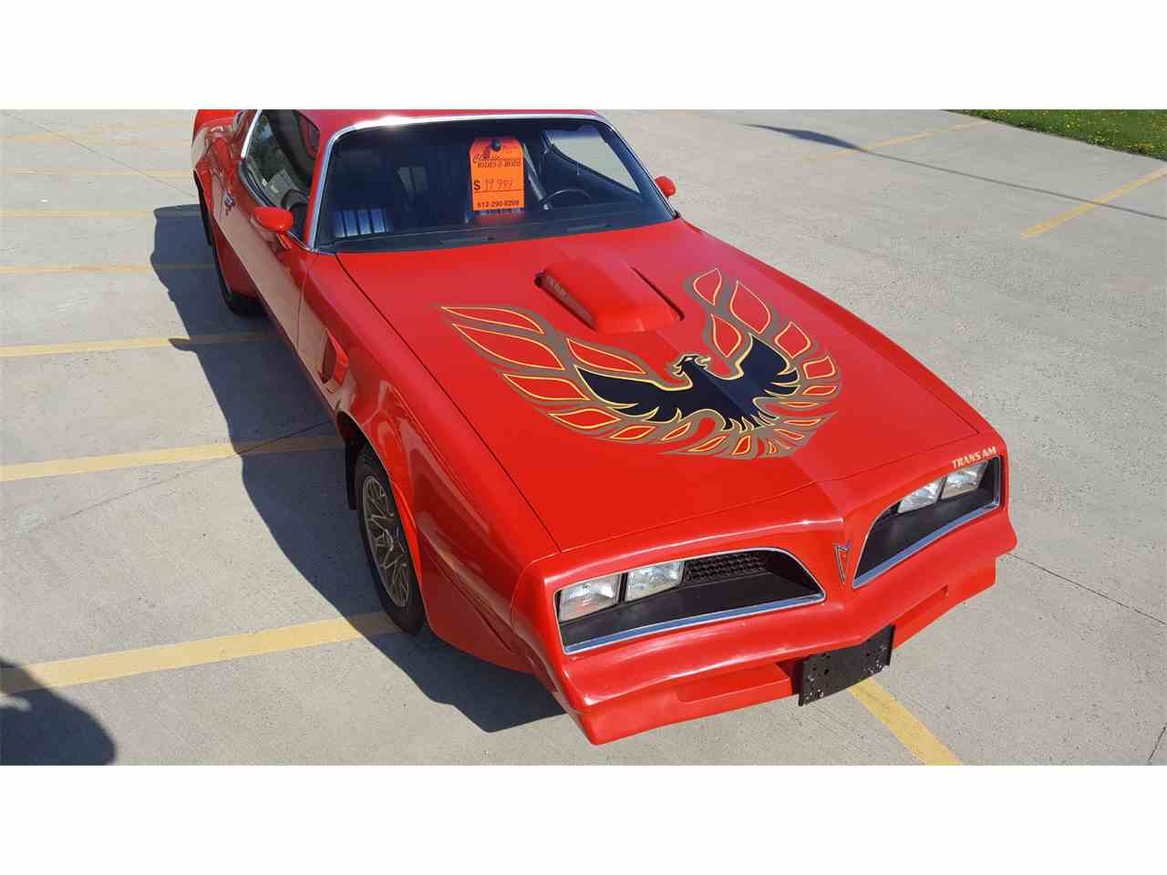 Large Picture of '77 Firebird Trans Am - L1NE