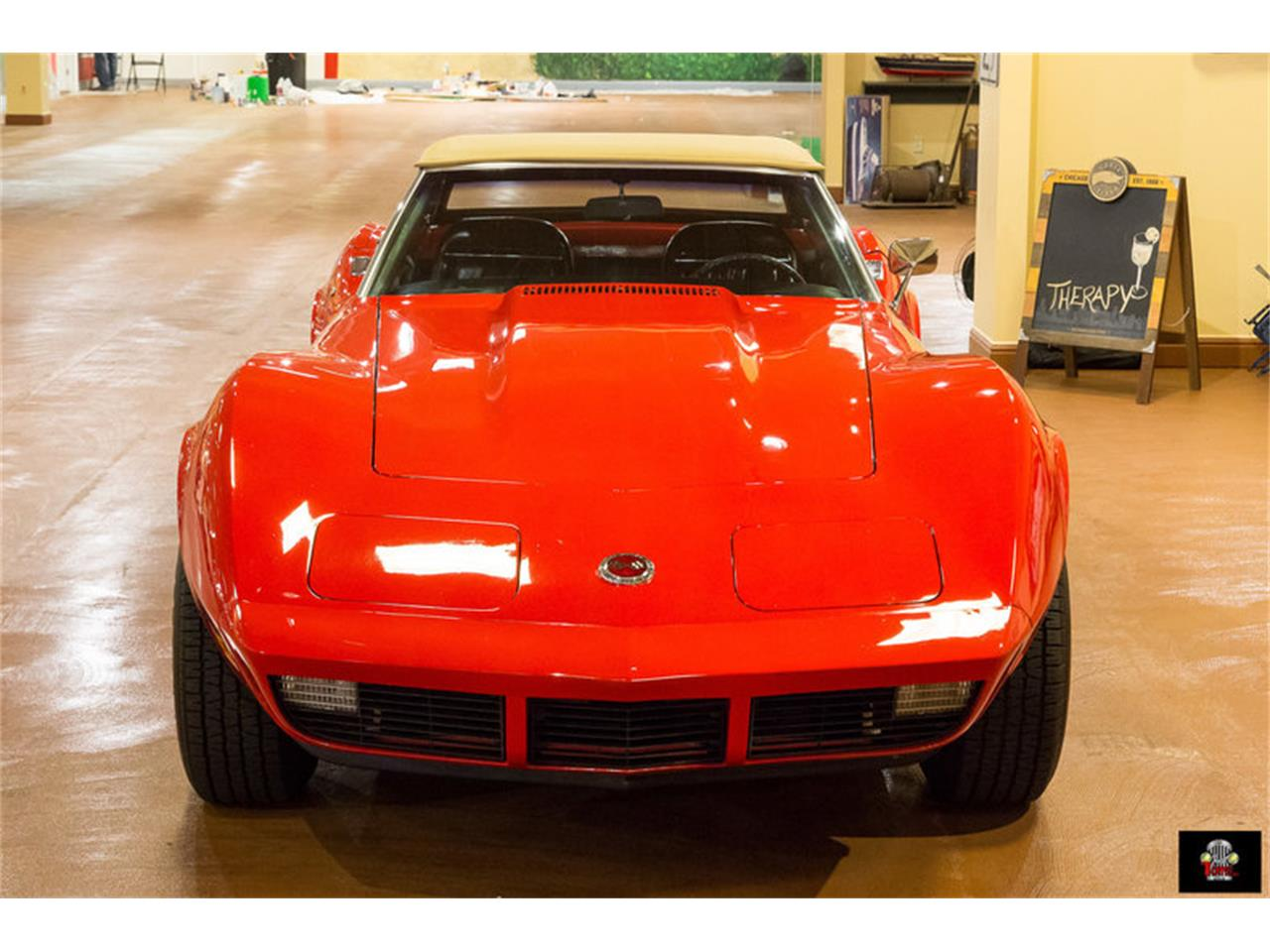 Large Picture of '73 Corvette - L1NN