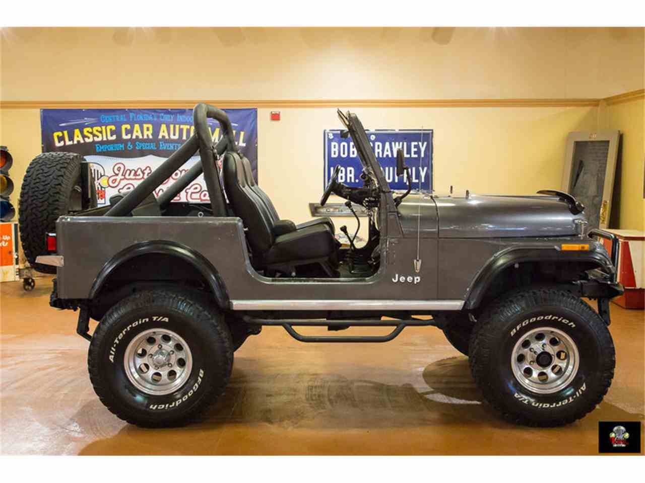 1986 jeep cj7 for sale cc 981926. Black Bedroom Furniture Sets. Home Design Ideas