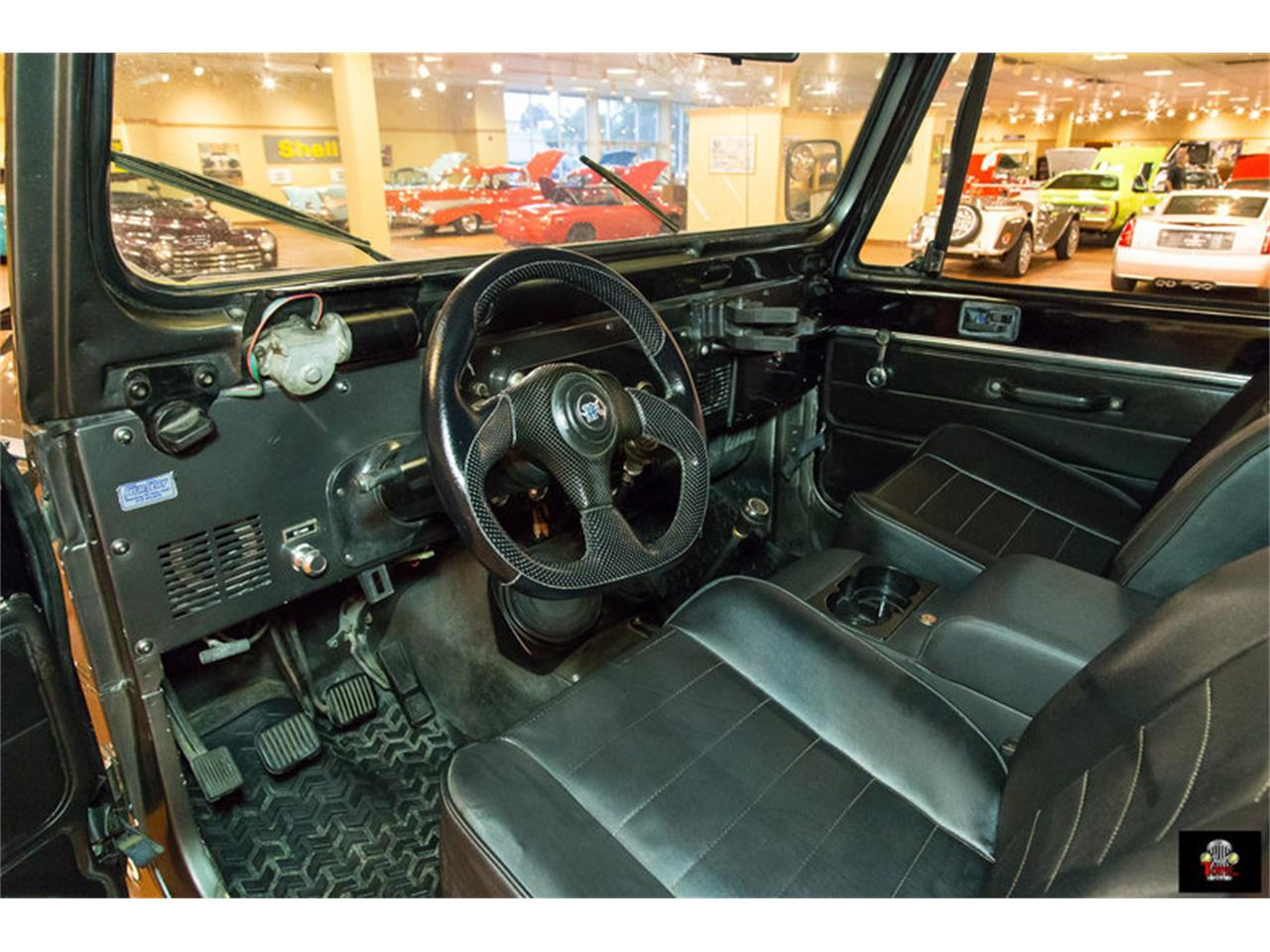 Large Picture of '86 Jeep CJ7 located in Orlando Florida Offered by Just Toys Classic Cars - L1NQ