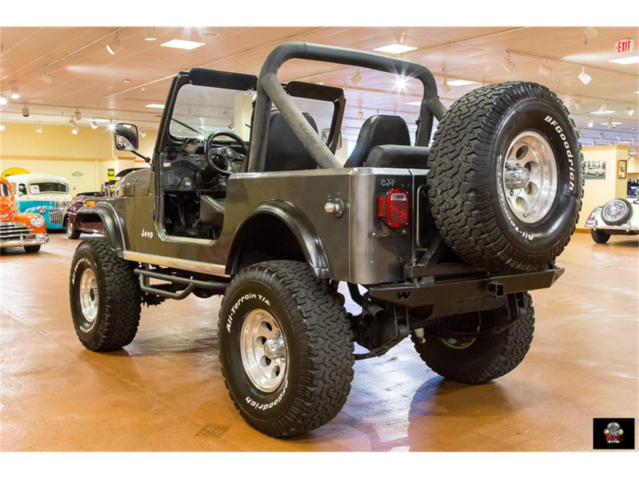 Large Picture of '86 CJ7 Offered by Just Toys Classic Cars - L1NQ