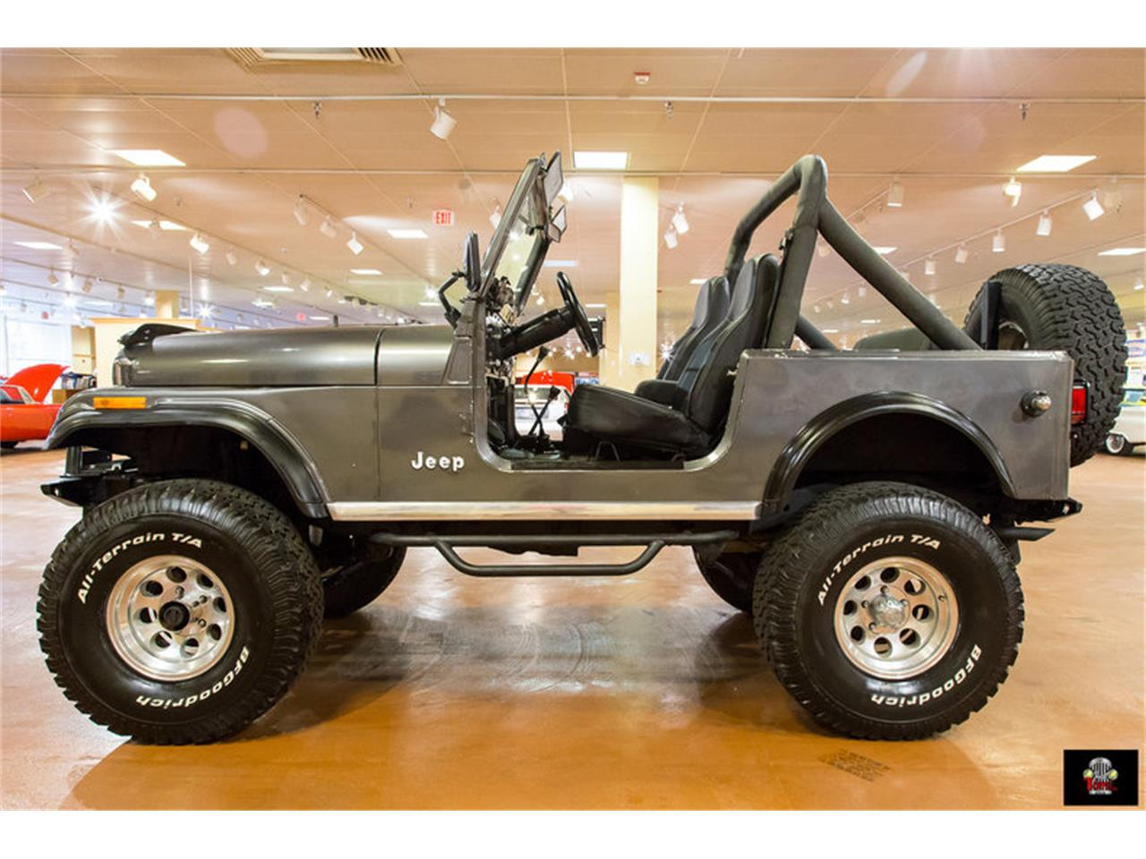 Large Picture of 1986 Jeep CJ7 located in Florida Offered by Just Toys Classic Cars - L1NQ