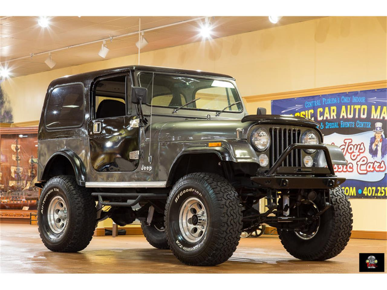 Large Picture of '86 CJ7 located in Florida - $22,995.00 Offered by Just Toys Classic Cars - L1NQ