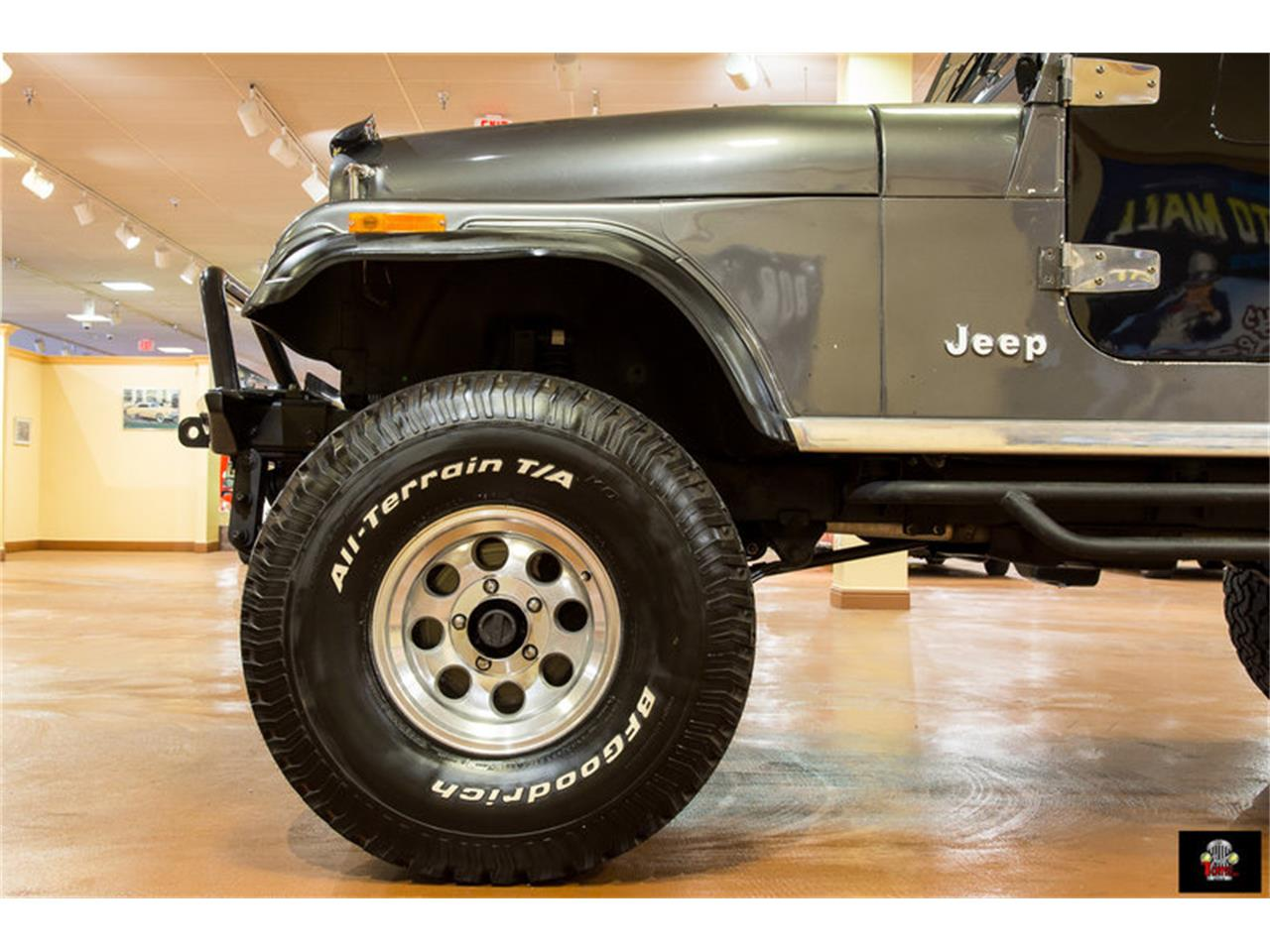 Large Picture of 1986 CJ7 Offered by Just Toys Classic Cars - L1NQ