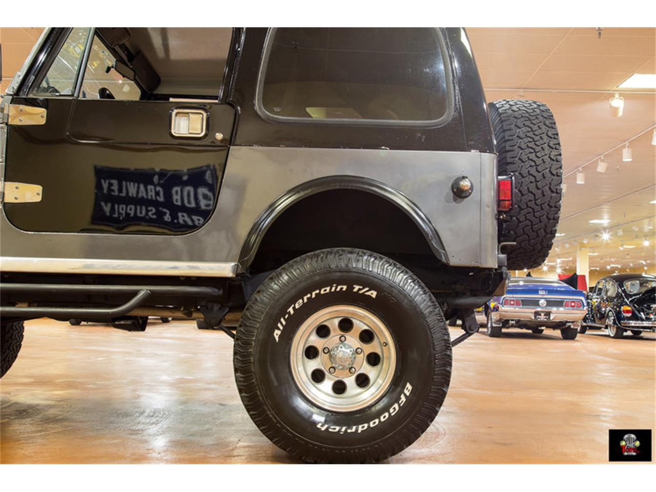 Large Picture of 1986 Jeep CJ7 - $22,995.00 Offered by Just Toys Classic Cars - L1NQ