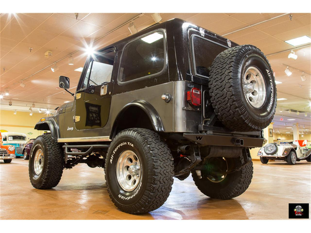 Large Picture of 1986 Jeep CJ7 located in Orlando Florida - $22,995.00 Offered by Just Toys Classic Cars - L1NQ