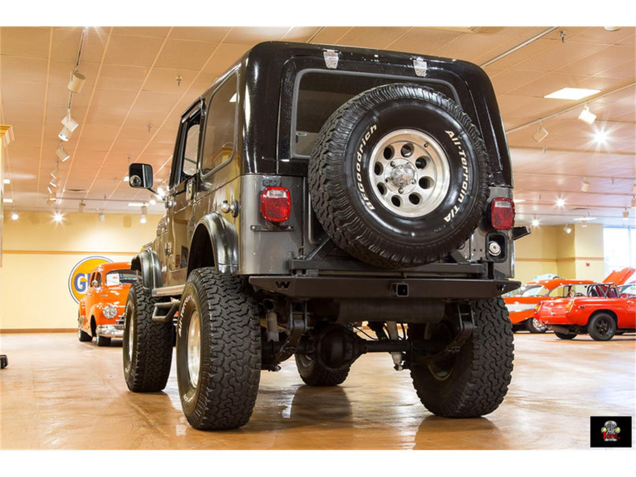 Large Picture of 1986 Jeep CJ7 Offered by Just Toys Classic Cars - L1NQ