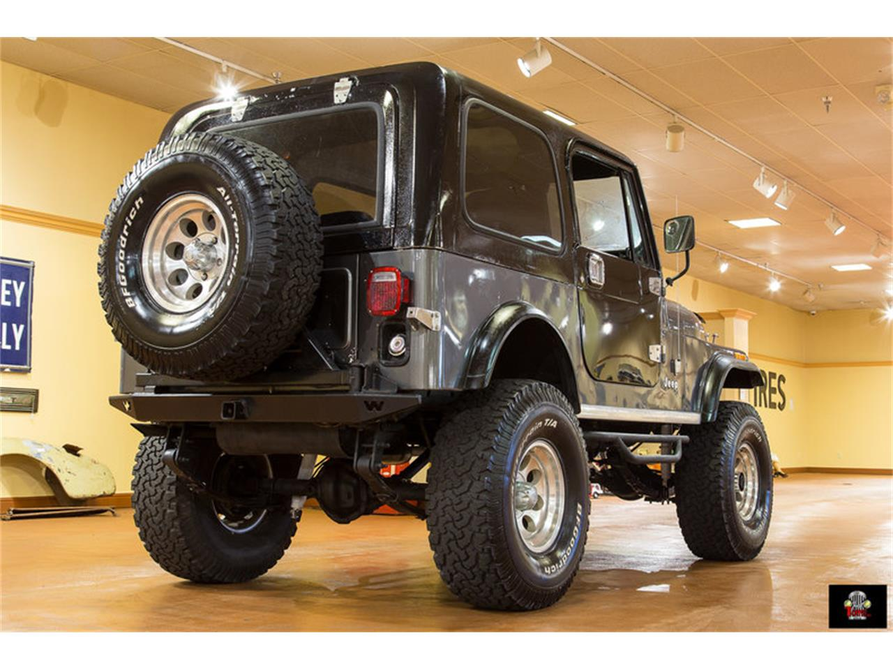 Large Picture of '86 CJ7 located in Florida Offered by Just Toys Classic Cars - L1NQ