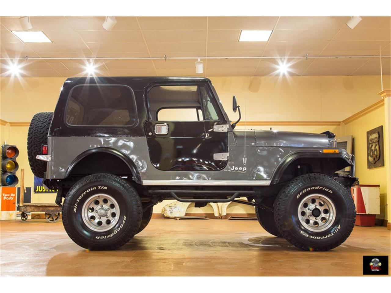 Large Picture of 1986 CJ7 located in Orlando Florida - $22,995.00 Offered by Just Toys Classic Cars - L1NQ