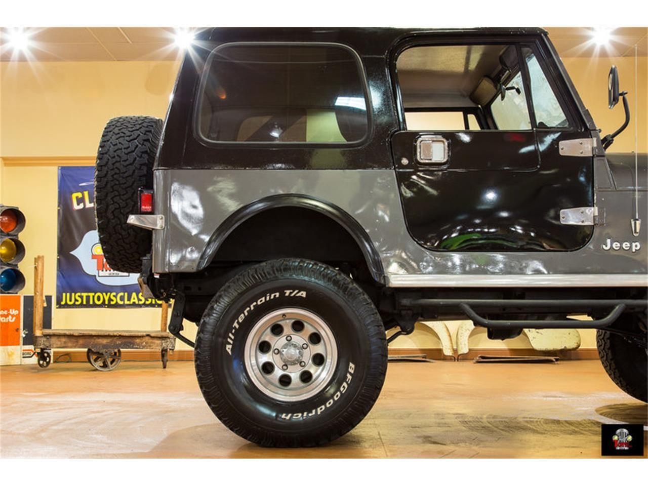 Large Picture of 1986 Jeep CJ7 located in Orlando Florida - $22,995.00 - L1NQ