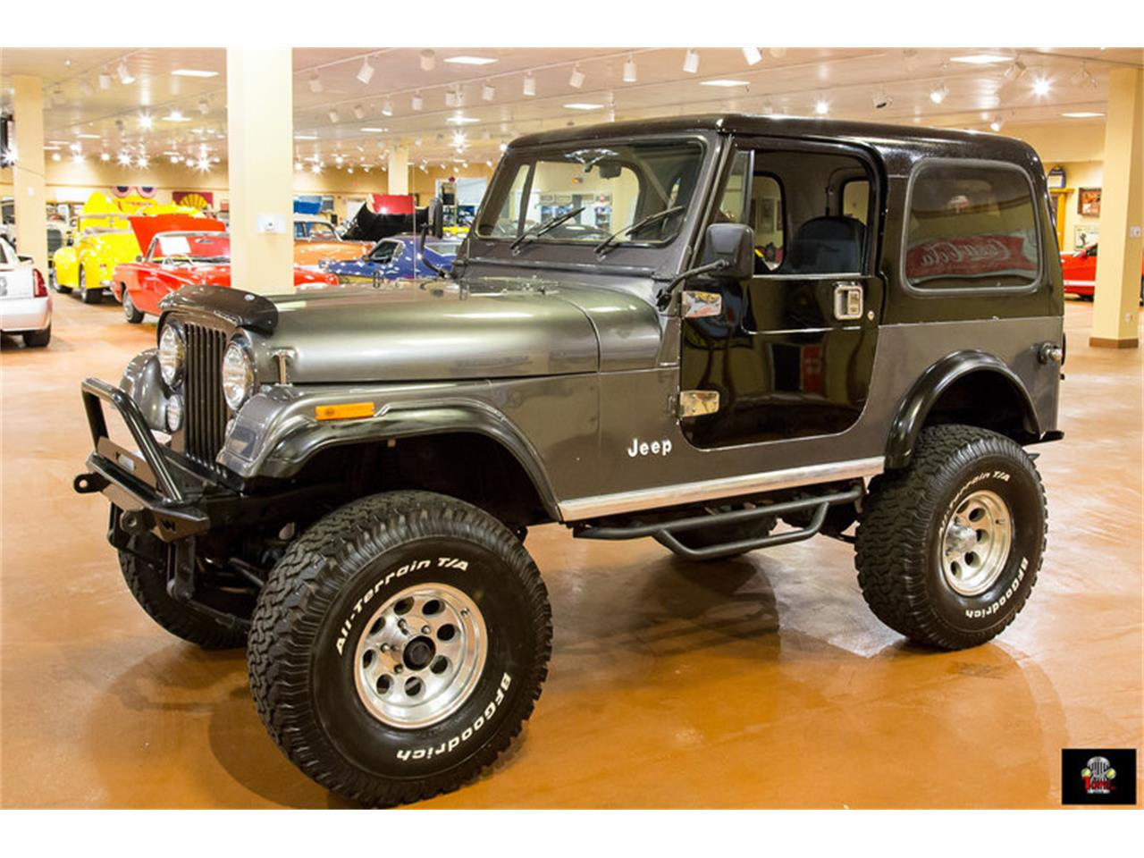 Large Picture of 1986 Jeep CJ7 located in Orlando Florida Offered by Just Toys Classic Cars - L1NQ