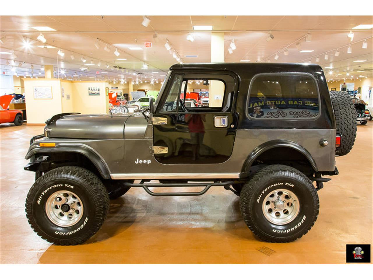 Large Picture of '86 Jeep CJ7 located in Florida - $22,995.00 Offered by Just Toys Classic Cars - L1NQ