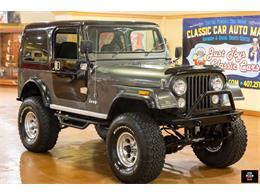 Picture of '86 CJ7 located in Florida - $22,995.00 - L1NQ