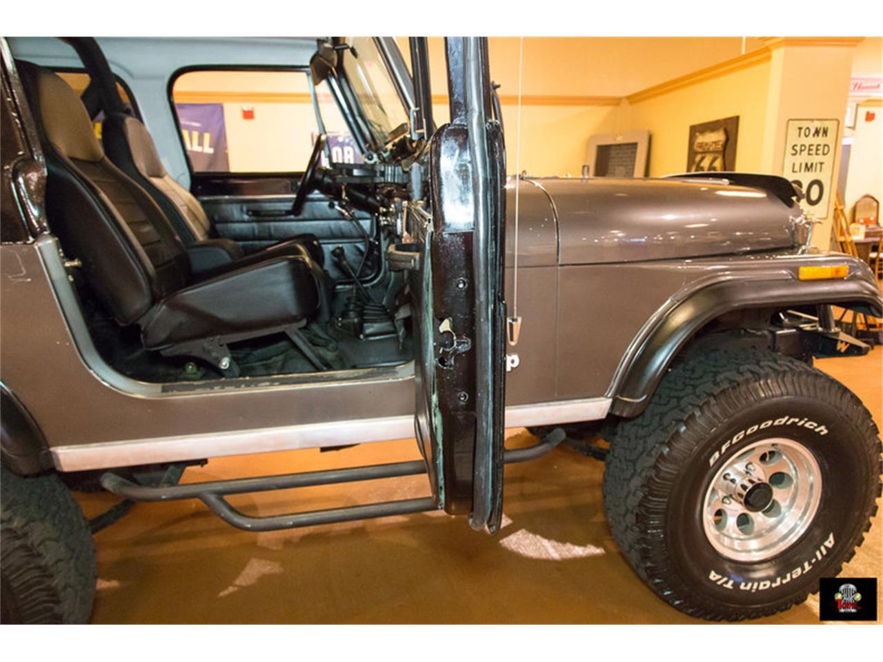 Large Picture of '86 Jeep CJ7 located in Orlando Florida - $22,995.00 - L1NQ