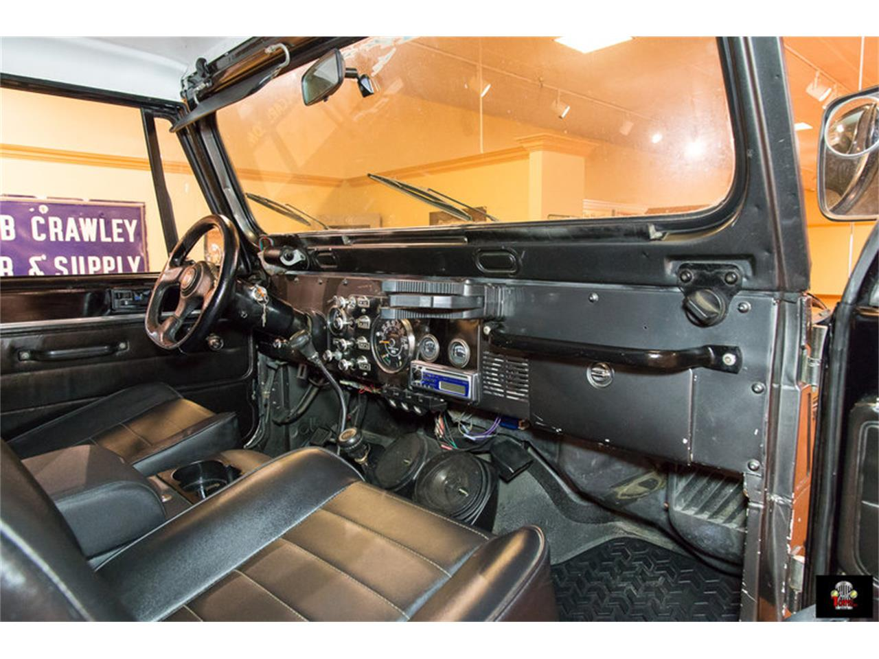 Large Picture of 1986 CJ7 located in Orlando Florida Offered by Just Toys Classic Cars - L1NQ
