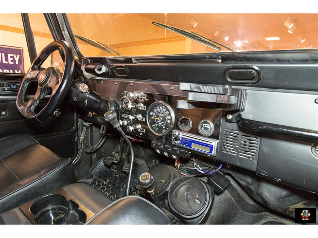 Large Picture of 1986 Jeep CJ7 - L1NQ