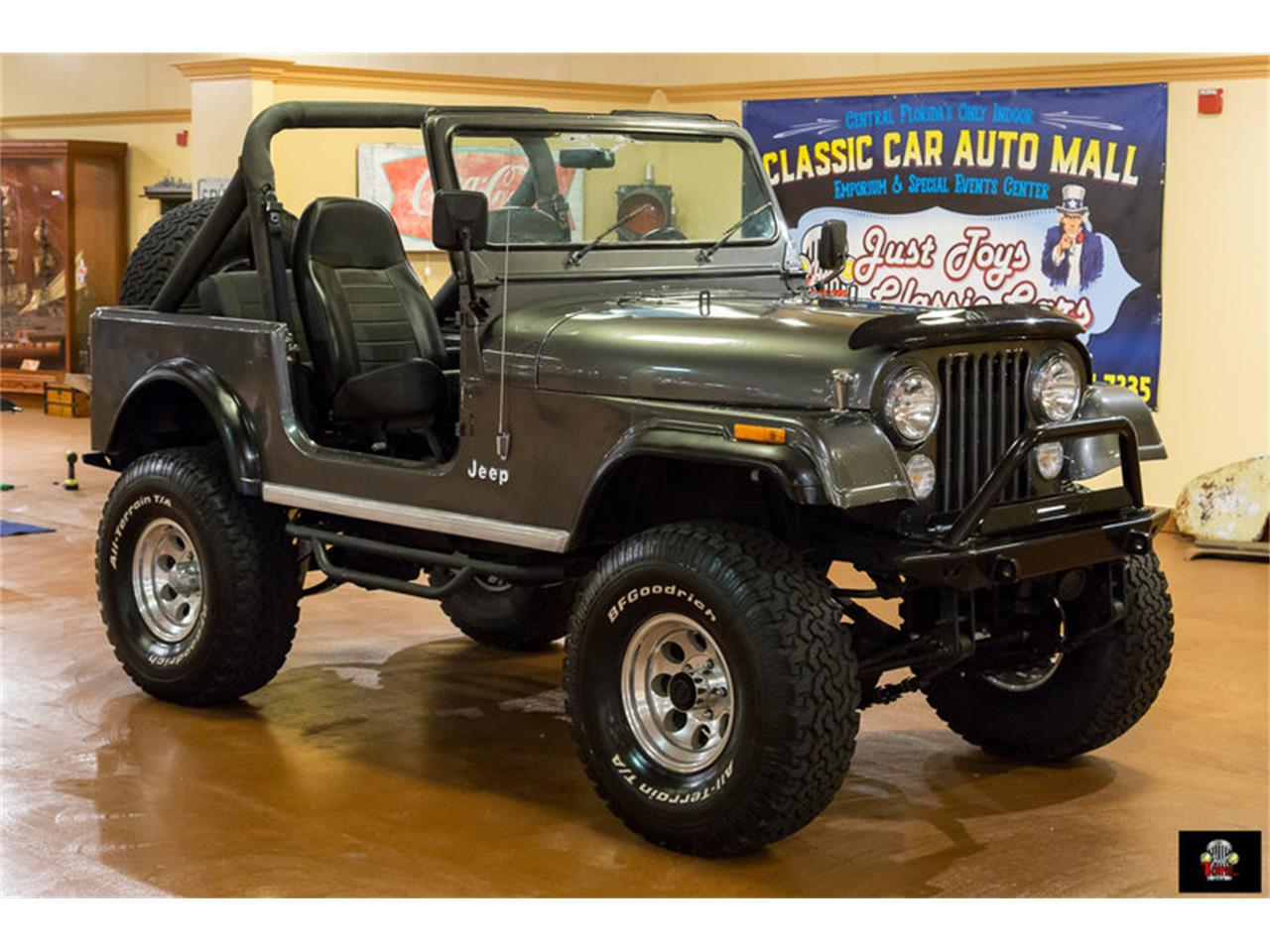 Large Picture of '86 CJ7 located in Orlando Florida - $22,995.00 Offered by Just Toys Classic Cars - L1NQ