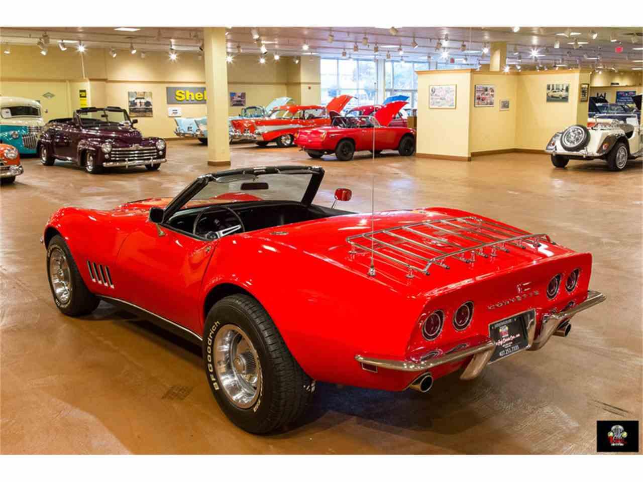 Large Picture of '68 Corvette - L1NR