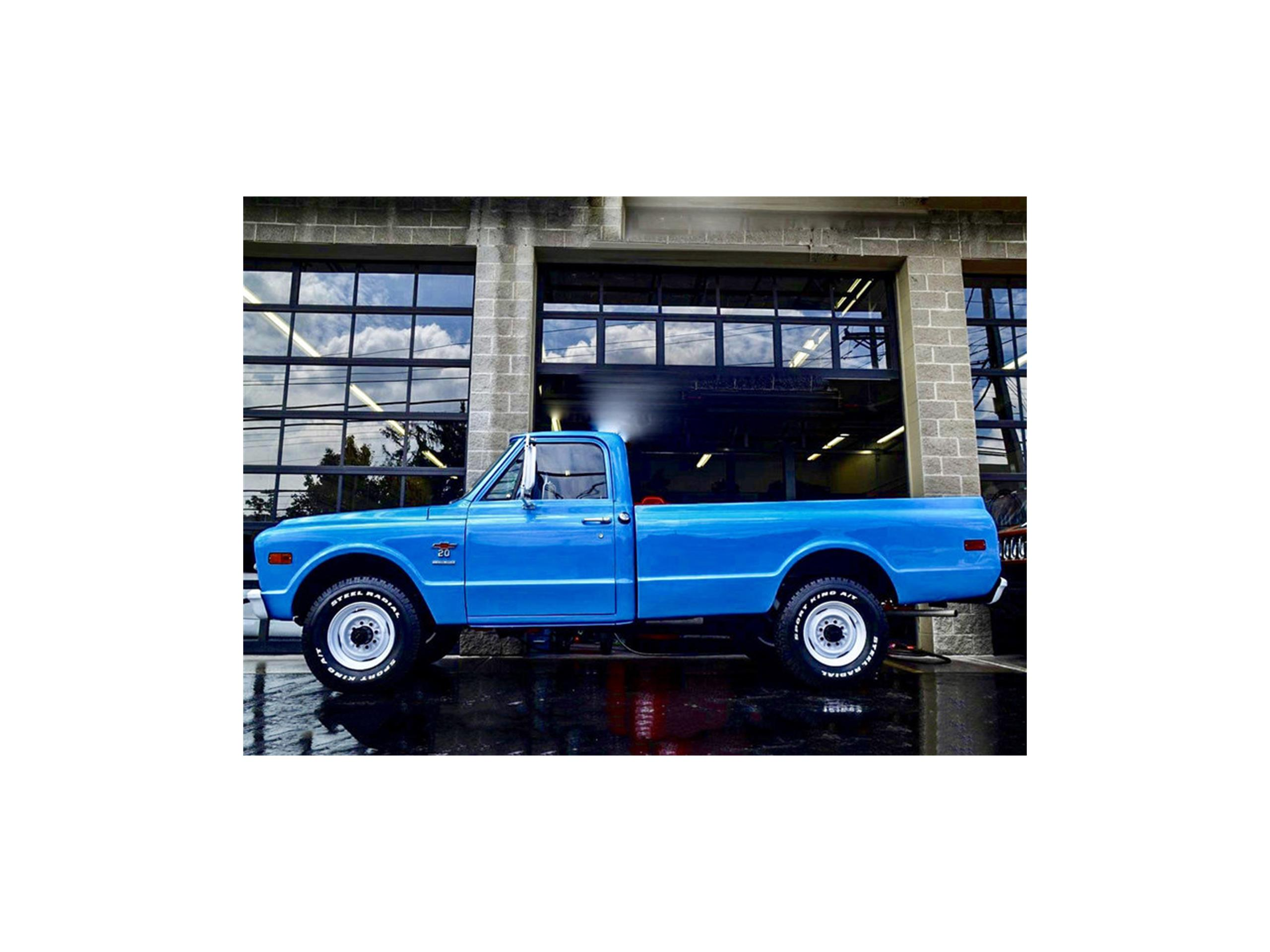 1968 Gmc 34 Ton 4x4 For Sale The Car Chevy C10 Stepside Source Chevrolet K20 3 4 Classiccars Com Cc 981995