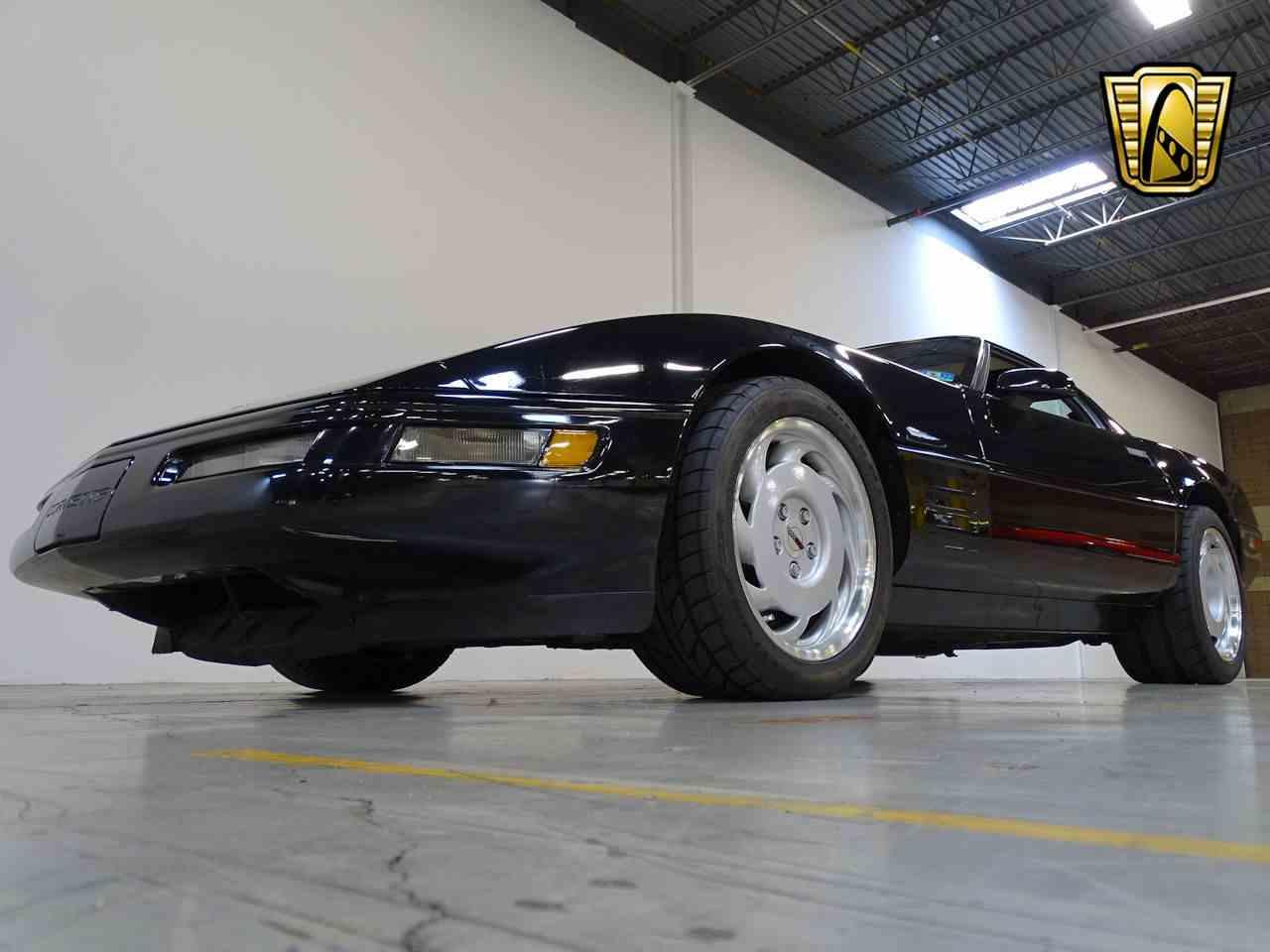 Large Picture of '91 Corvette - L1SC