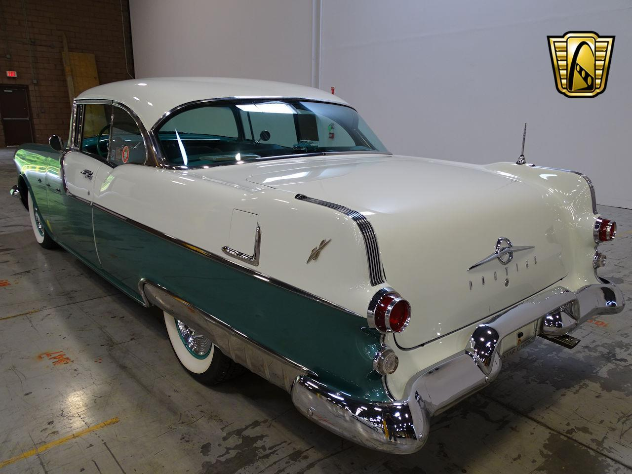 Large Picture of '55 Pontiac Star Chief located in New Jersey - $26,995.00 Offered by Gateway Classic Cars - Philadelphia - L1SD