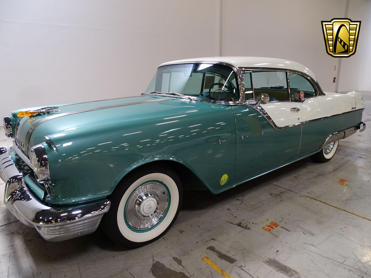 Large Picture of 1955 Pontiac Star Chief located in West Deptford New Jersey - $26,995.00 Offered by Gateway Classic Cars - Philadelphia - L1SD