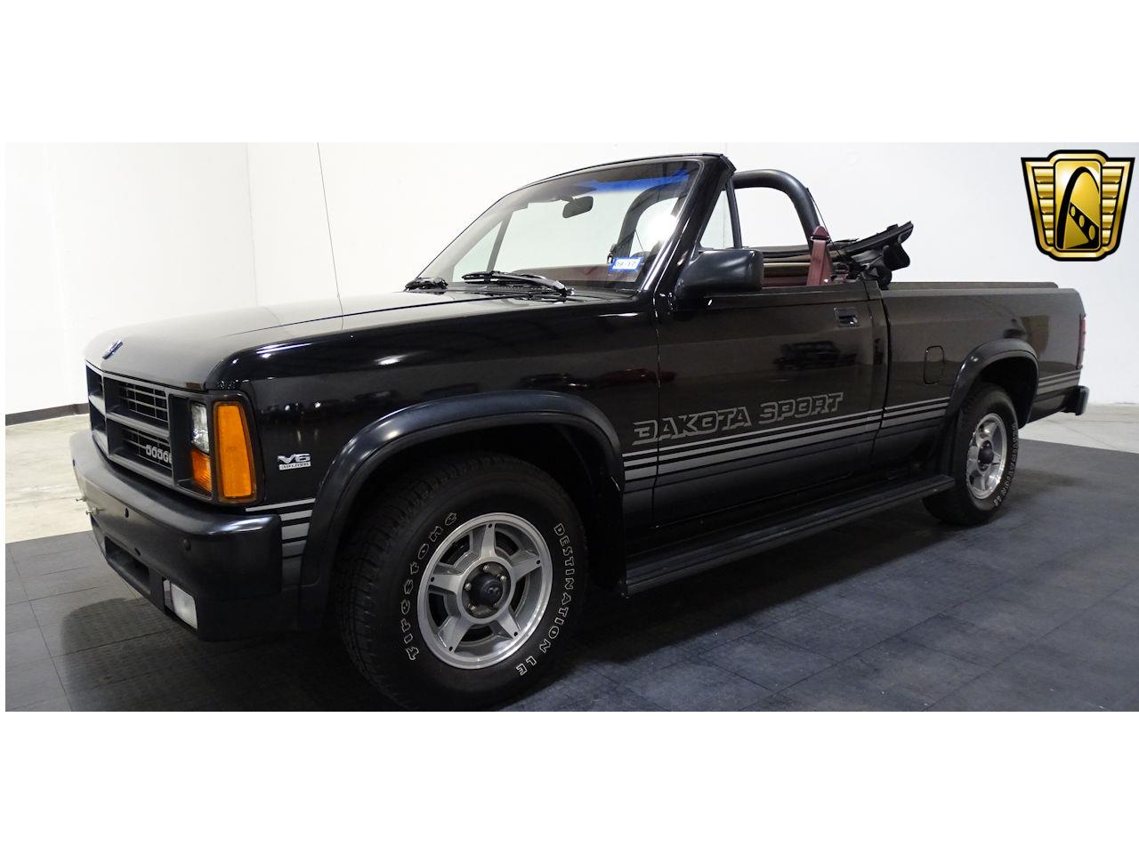 Large Picture of '89 Dodge Dakota located in Texas Offered by Gateway Classic Cars - Houston - L1SP