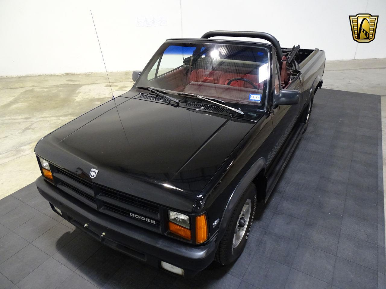 Large Picture of 1989 Dakota - $15,595.00 Offered by Gateway Classic Cars - Houston - L1SP