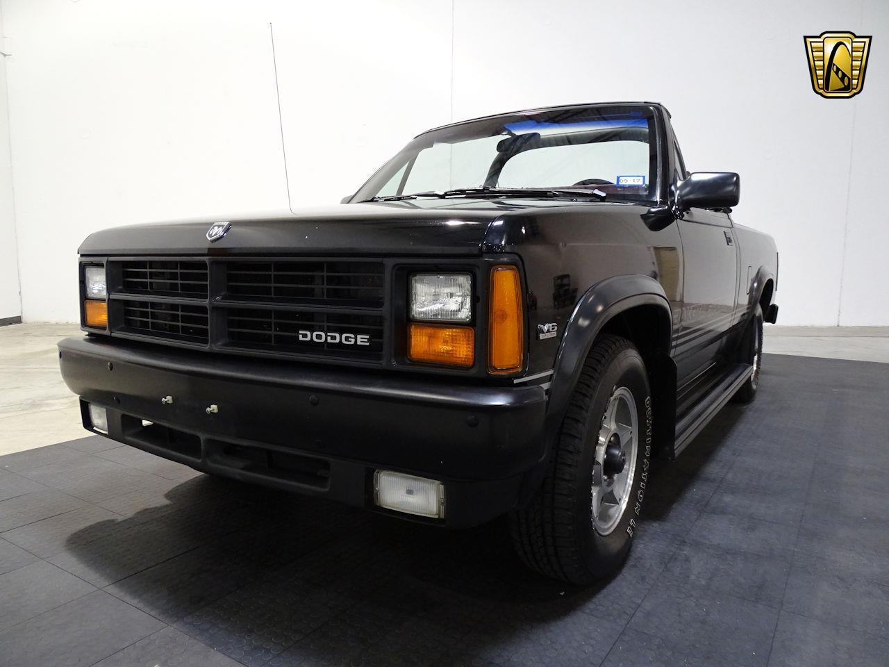 Large Picture of '89 Dodge Dakota - L1SP