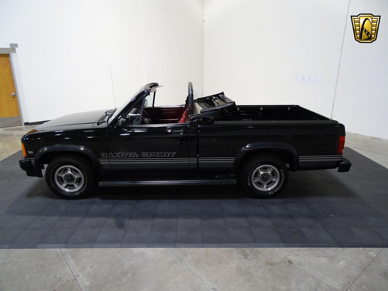 Large Picture of 1989 Dakota located in Texas Offered by Gateway Classic Cars - Houston - L1SP
