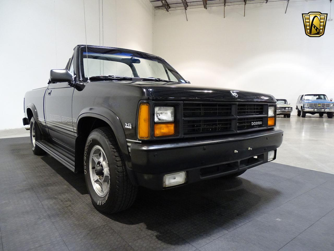 Large Picture of '89 Dodge Dakota located in Houston Texas - $15,595.00 Offered by Gateway Classic Cars - Houston - L1SP