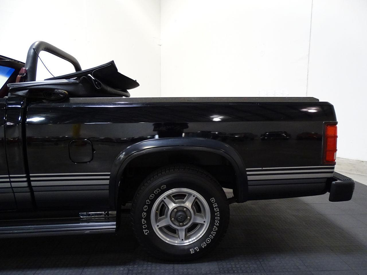 Large Picture of '89 Dodge Dakota - $15,595.00 Offered by Gateway Classic Cars - Houston - L1SP
