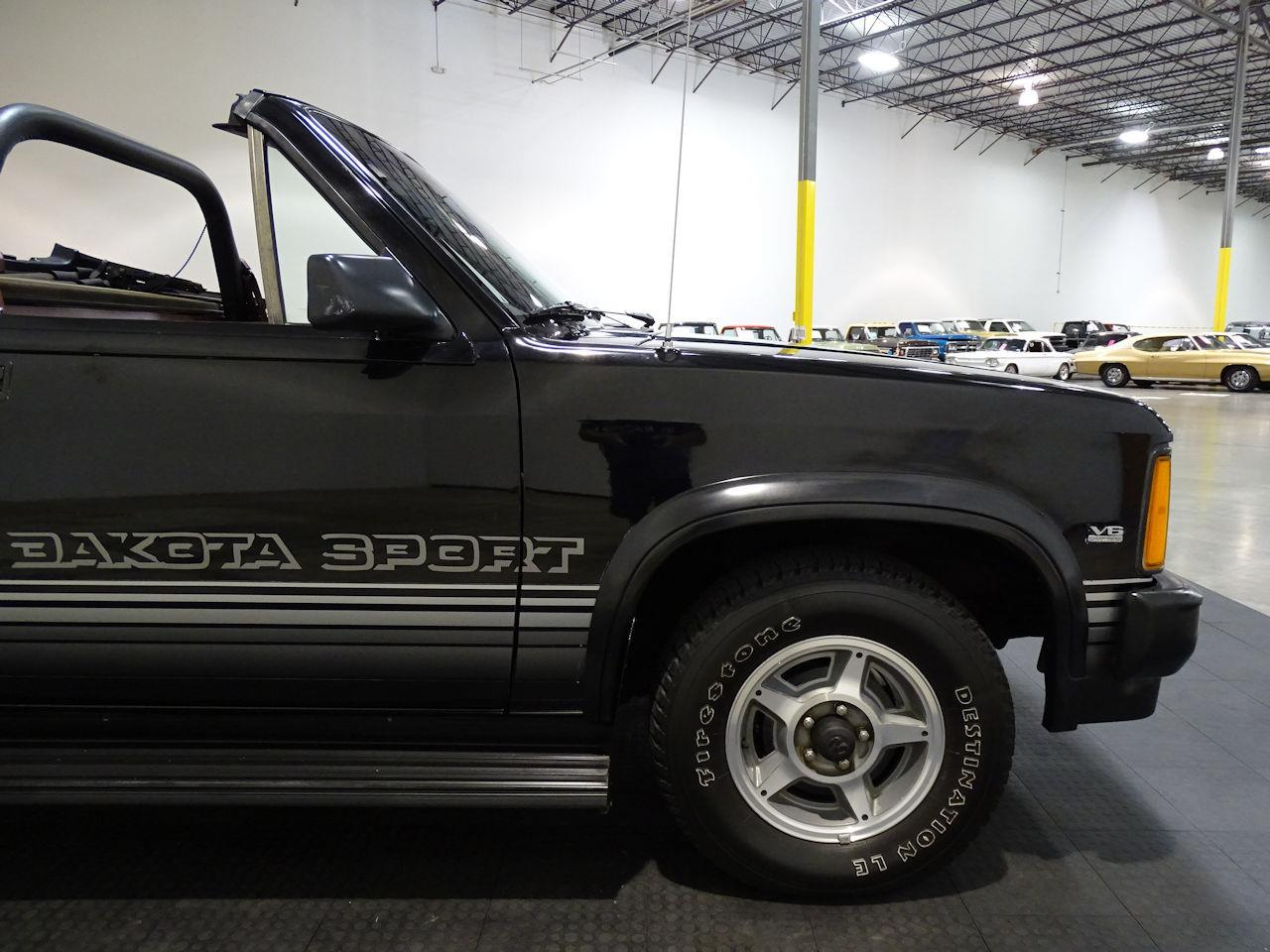 Large Picture of '89 Dakota located in Houston Texas - L1SP