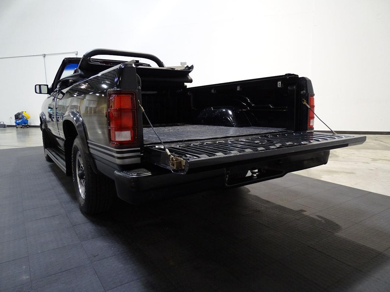 Large Picture of '89 Dakota located in Texas - $15,595.00 Offered by Gateway Classic Cars - Houston - L1SP