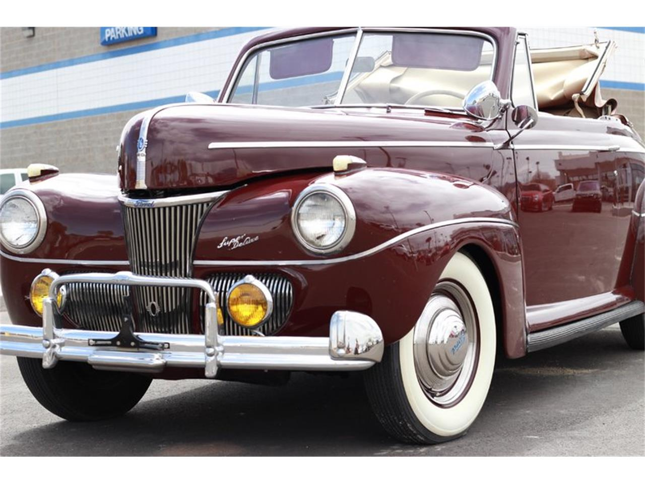 Large Picture of Classic 1941 Ford Super Deluxe - L1SX