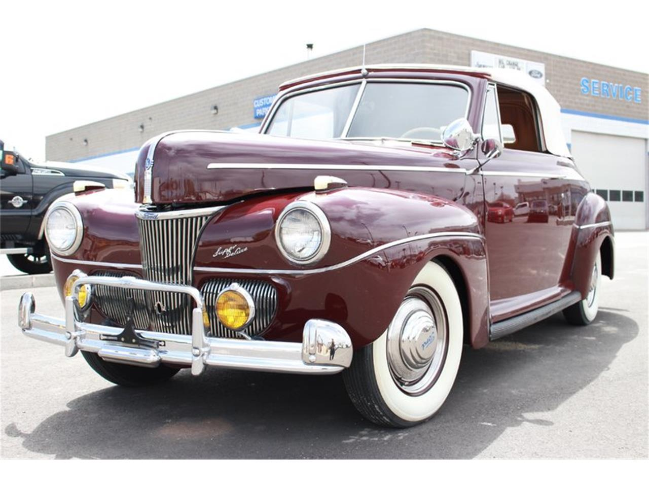 Large Picture of 1941 Ford Super Deluxe located in Vernal Utah - L1SX