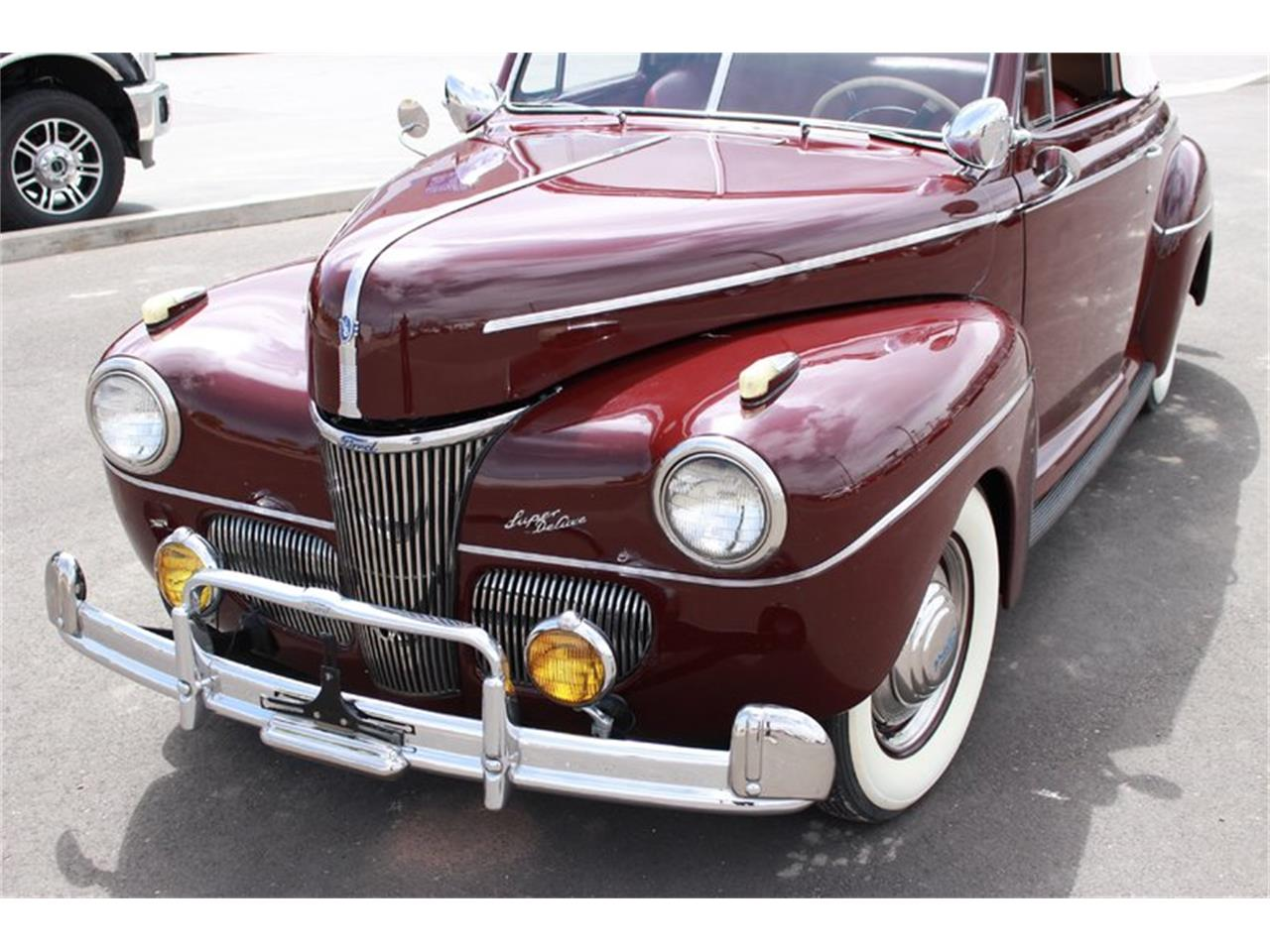 Large Picture of Classic '41 Ford Super Deluxe located in Vernal Utah - $41,900.00 - L1SX