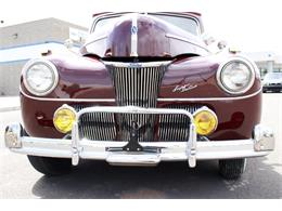Picture of Classic 1941 Ford Super Deluxe located in Utah Offered by Salt City Classic & Muscle - L1SX