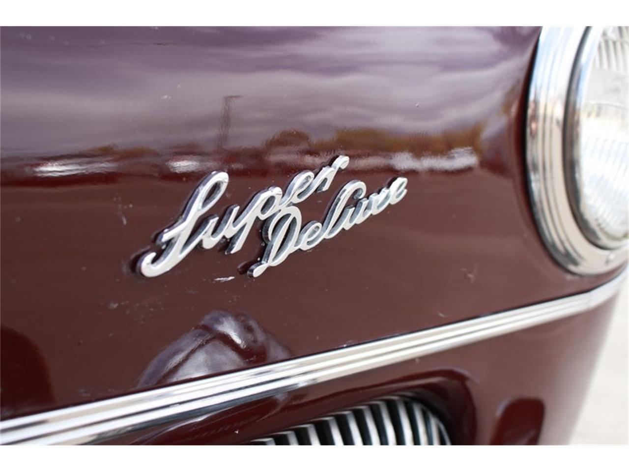 Large Picture of Classic 1941 Ford Super Deluxe - $41,900.00 Offered by Salt City Classic & Muscle - L1SX