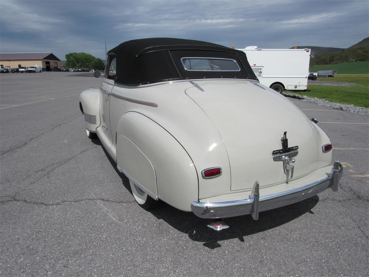 1941 Chevrolet Special Deluxe Convertible for Sale