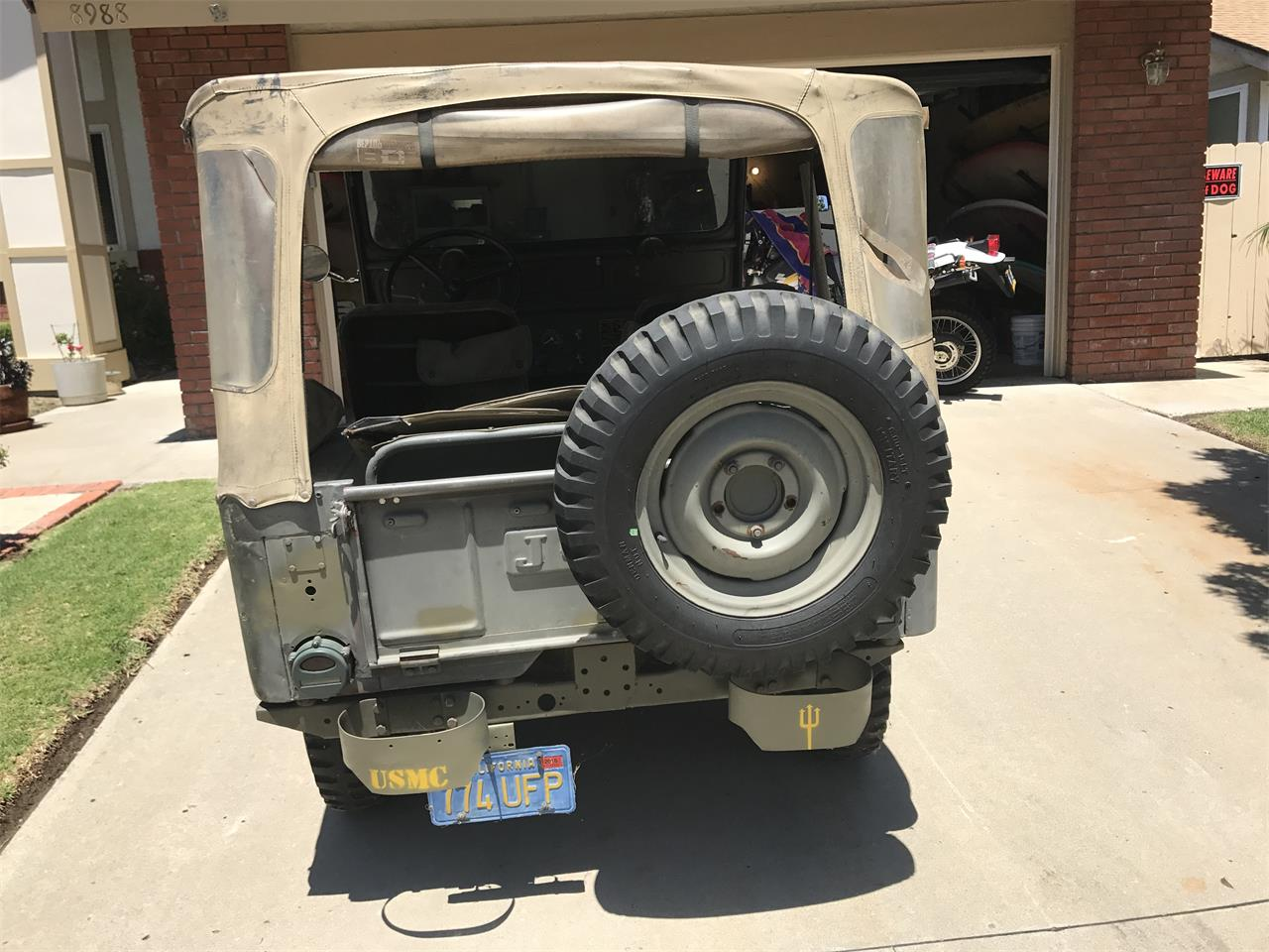 San Diego Jeep Dealers >> 1952 Willys Military Jeep for Sale | ClassicCars.com | CC ...