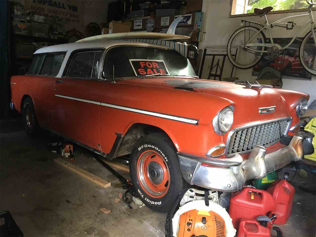1955 Chevrolet Nomad for Sale | ClassicCars.com | CC-982205