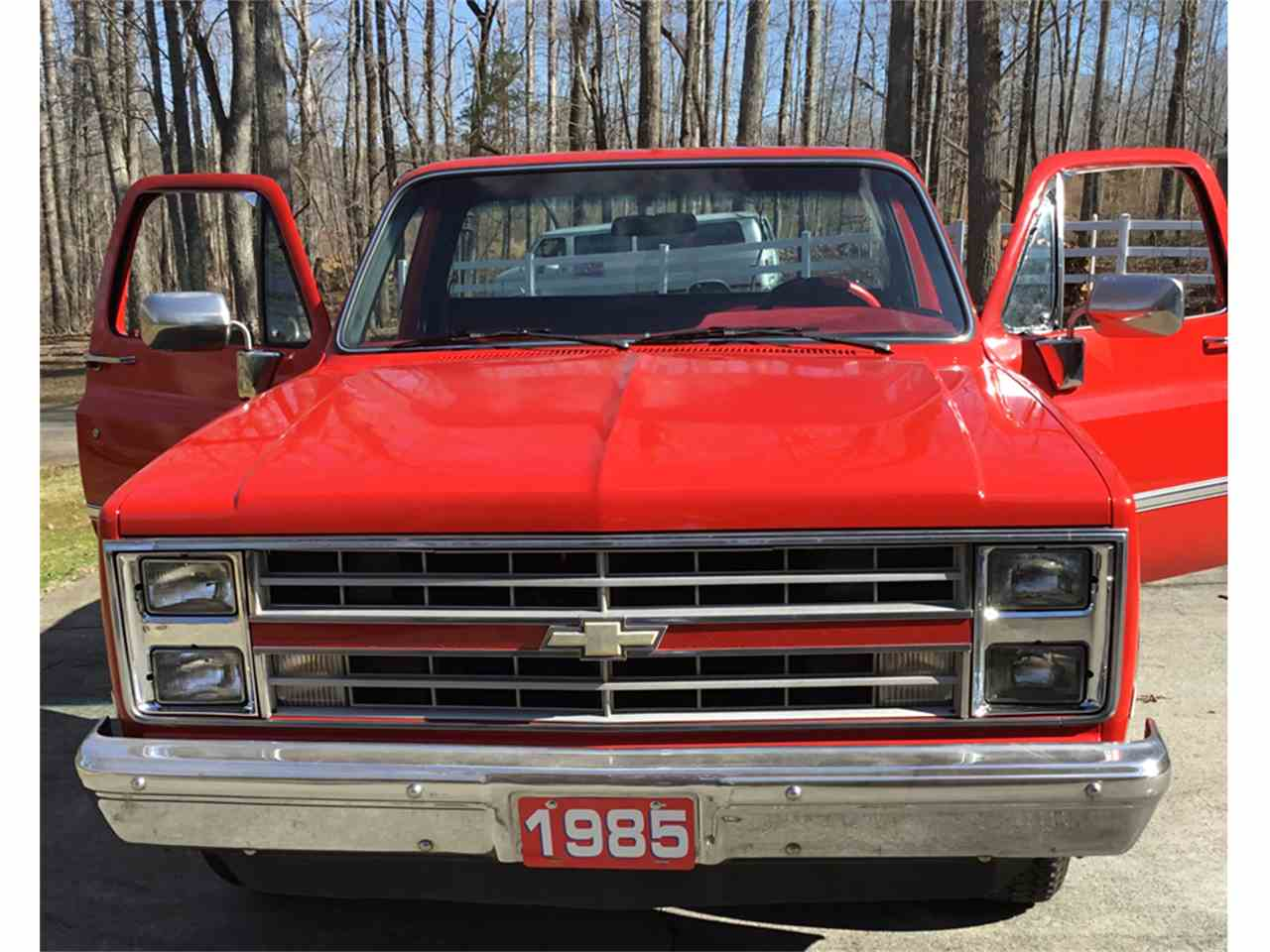 Large Picture of 1985 Chevrolet Silverado Offered by a Private Seller - L1W3