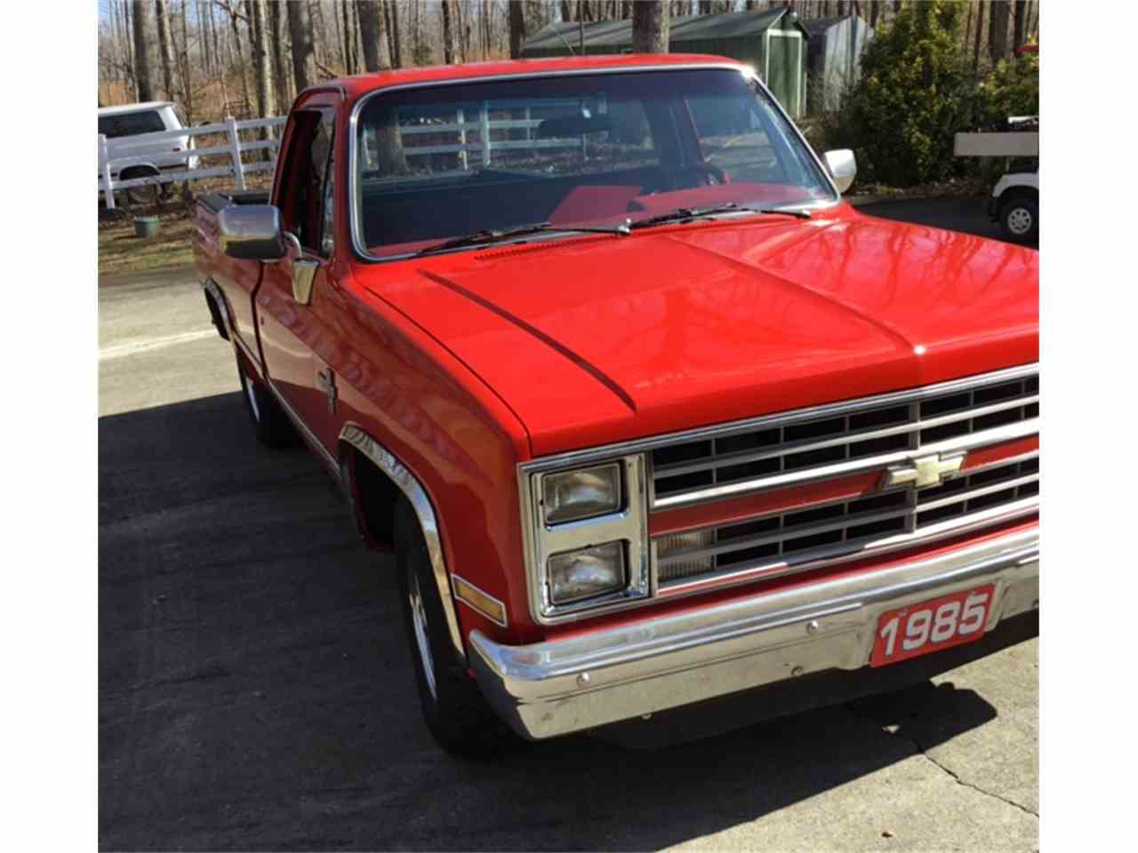 Large Picture of '85 Silverado - $19,500.00 Offered by a Private Seller - L1W3
