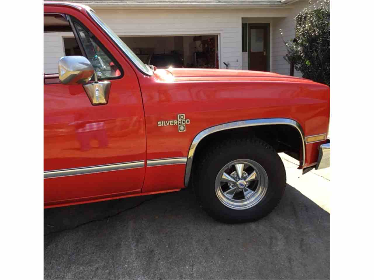 Large Picture of 1985 Silverado located in North Carolina - $19,500.00 Offered by a Private Seller - L1W3