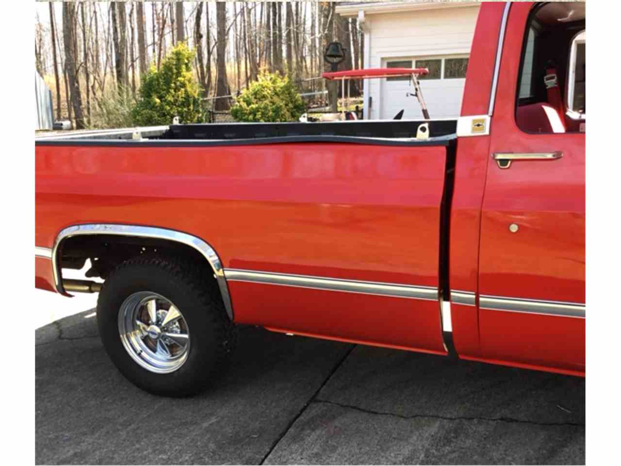 Large Picture of '85 Silverado located in HILLSBOROUGH  North Carolina Offered by a Private Seller - L1W3