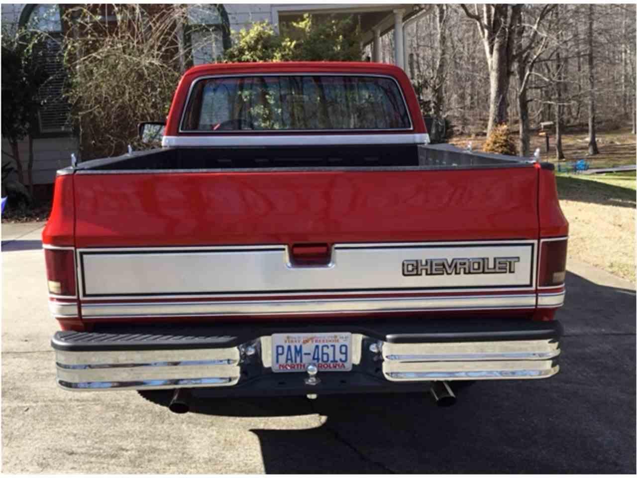 Large Picture of '85 Silverado located in HILLSBOROUGH  North Carolina - L1W3