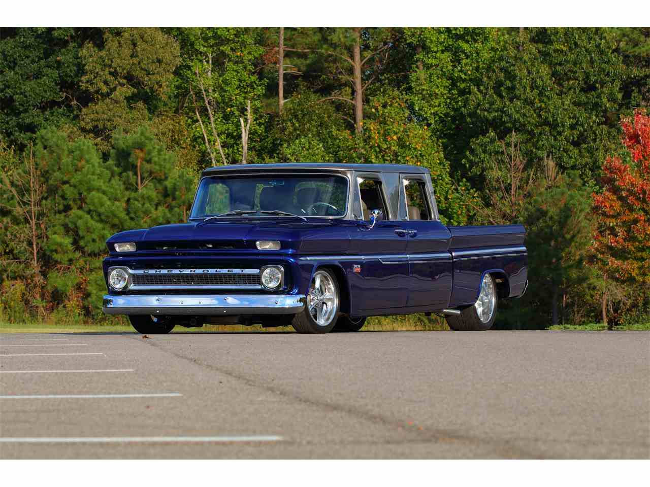 1965 Chevrolet Pickup For Sale Classiccars Com Cc 982237