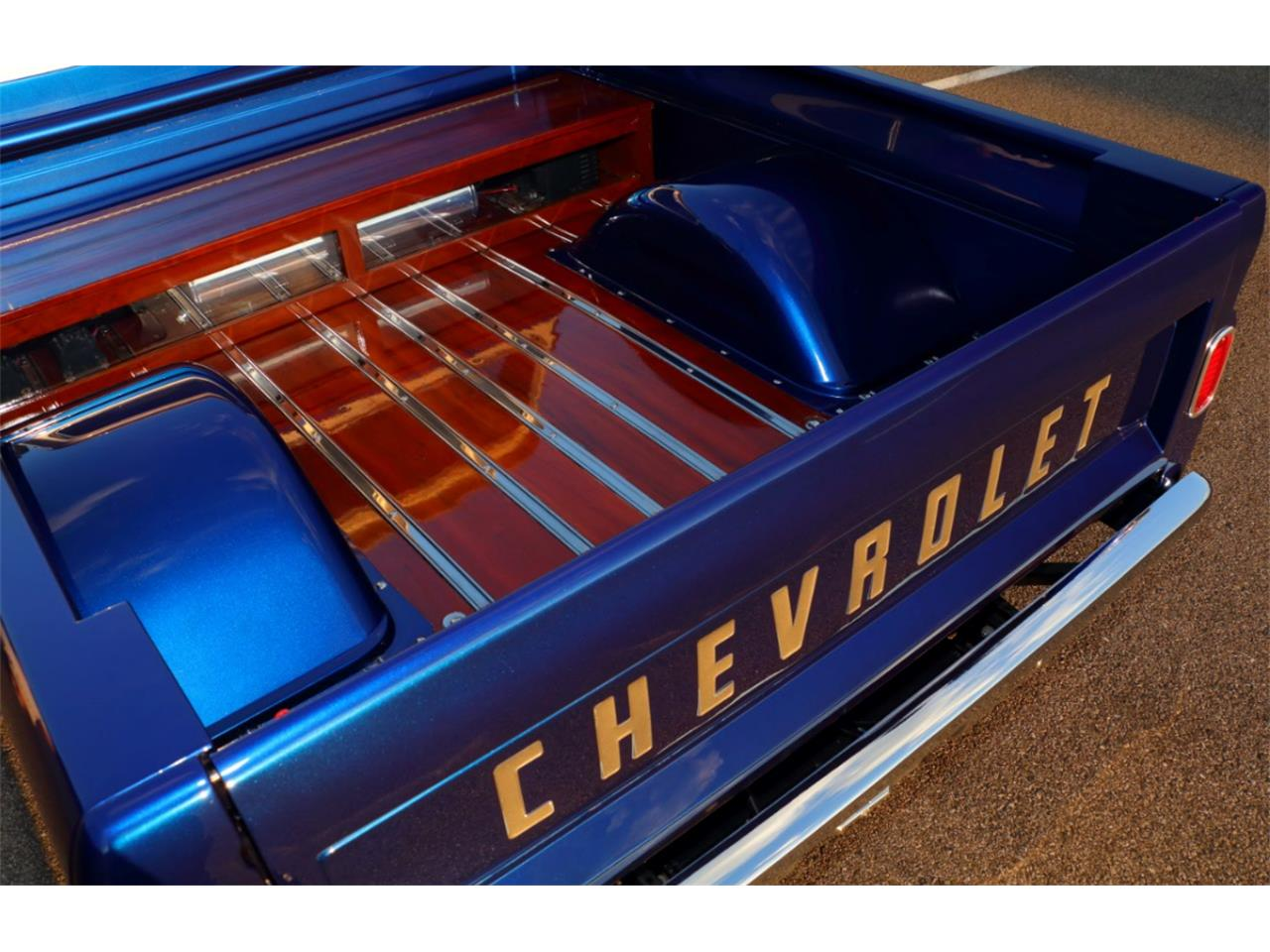 Large Picture of 1965 Chevrolet Pickup - $100,000.00 Offered by a Private Seller - L1WD