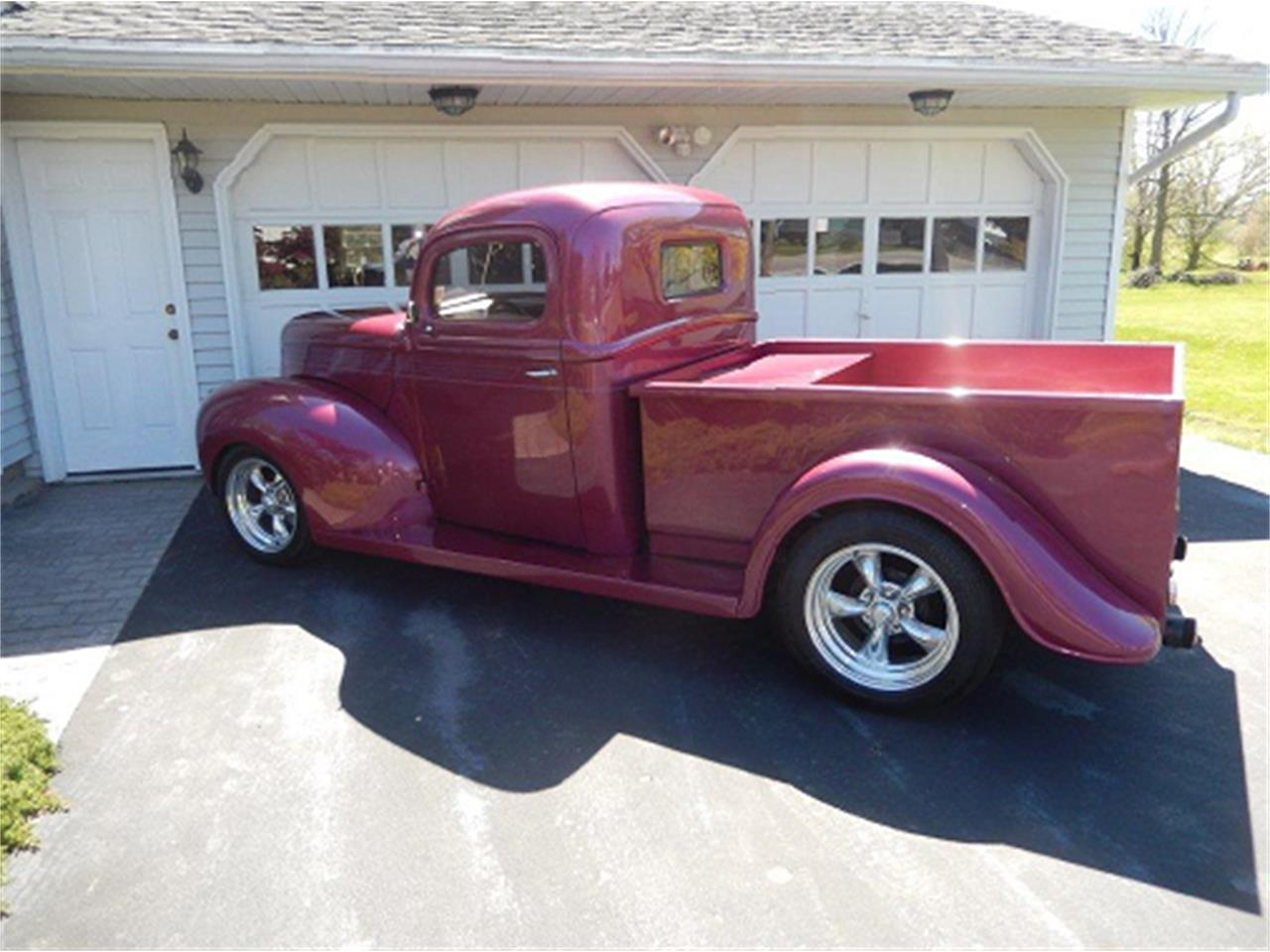 Large Picture of '40 Pickup - L1WN